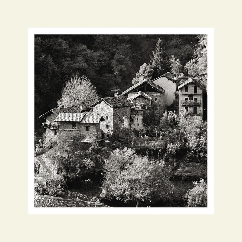 Villaggio di Nantey - valle di Gressoney
