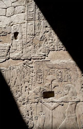 Luxor temple - Egypt