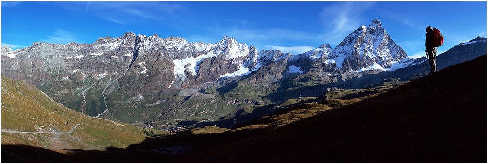 Cervino - Matterhorn e Grandes Murailles - Valle d'Aosta