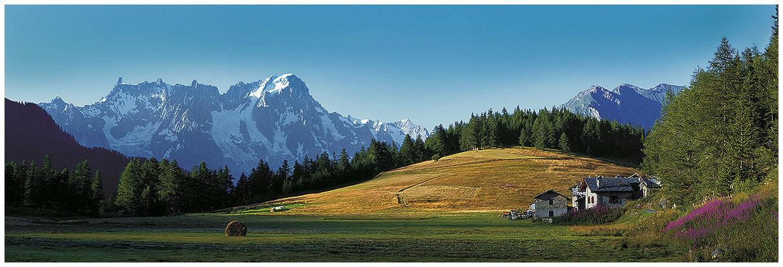Petosan - La Thuile - Monte Bianco