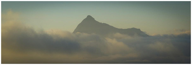 Testa Grigia fra le nuvole - Val d'Ayas