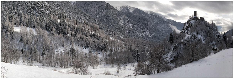 Castello di Graines - Brusson - Val d'Ayas