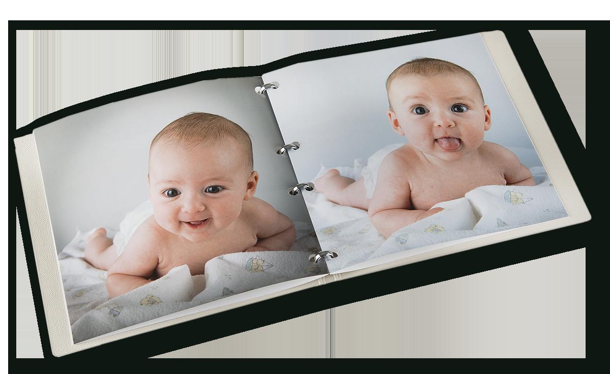 NiceBook - 15x15cm