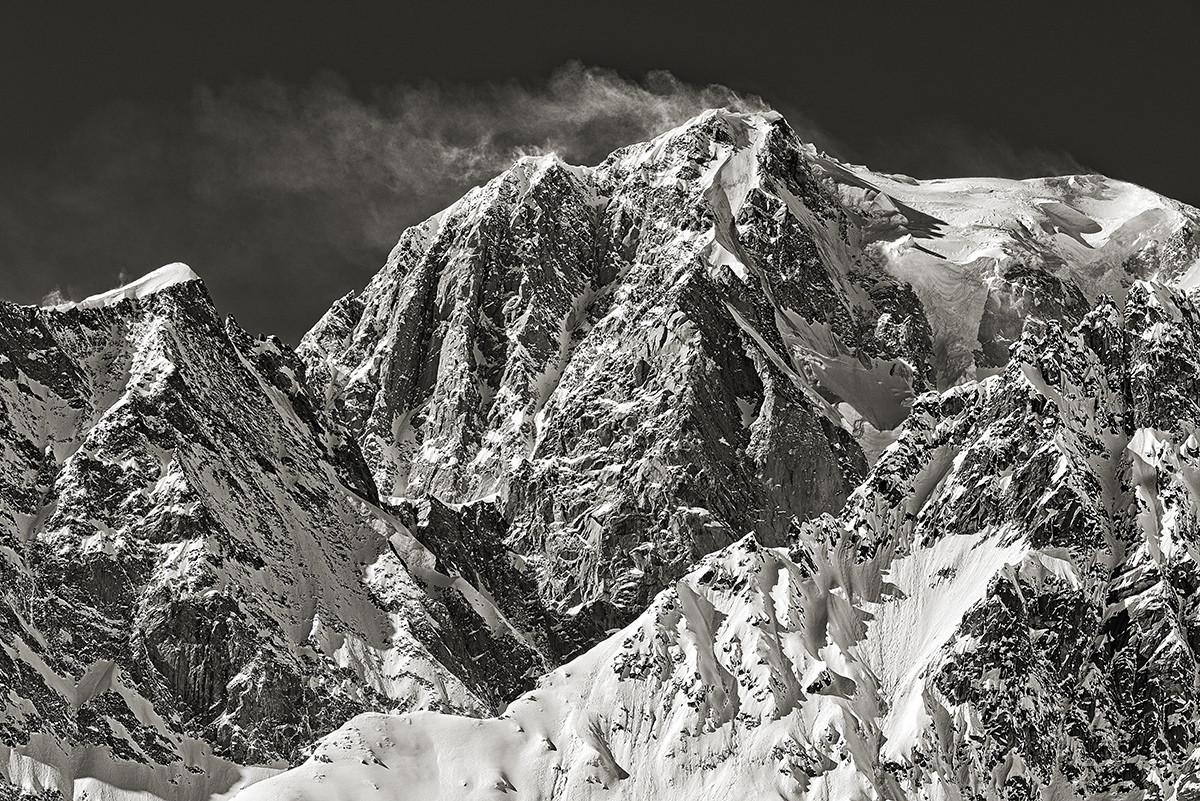 Monte Bianco - Il Re delle Alpi