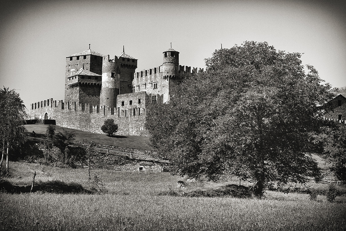 Castello di Fenis - Estivo