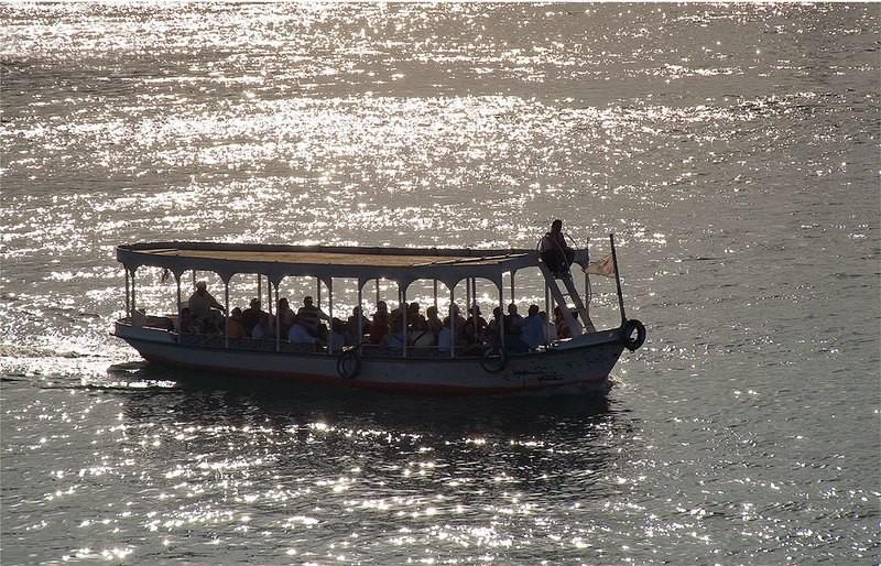Tourist boat - Aswan - Egypt
