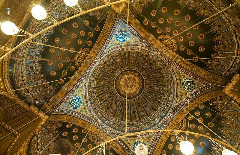 Mosque of Mohammed - Cairo - Egypt