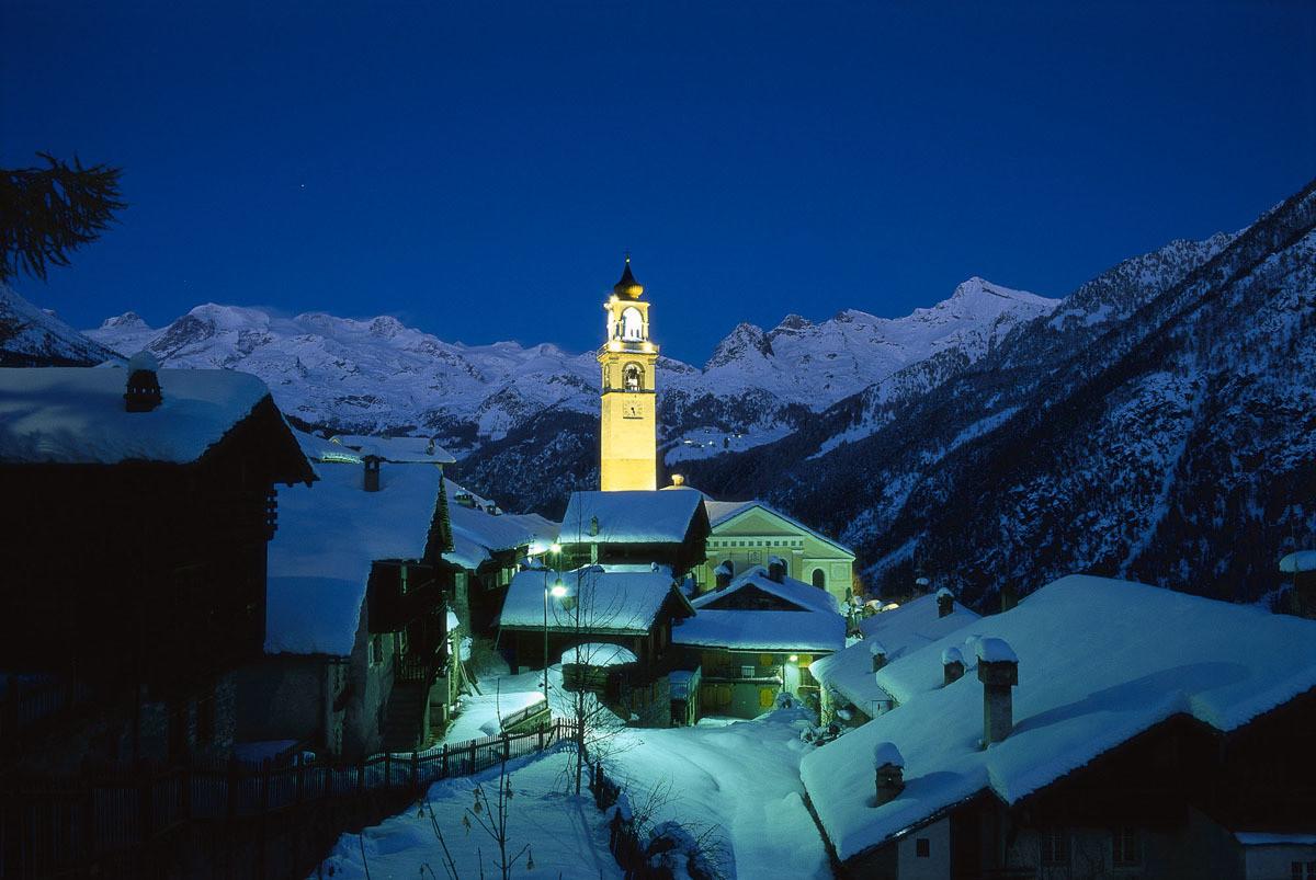 Antagnod - Valle di Ayas - Monte Rosa