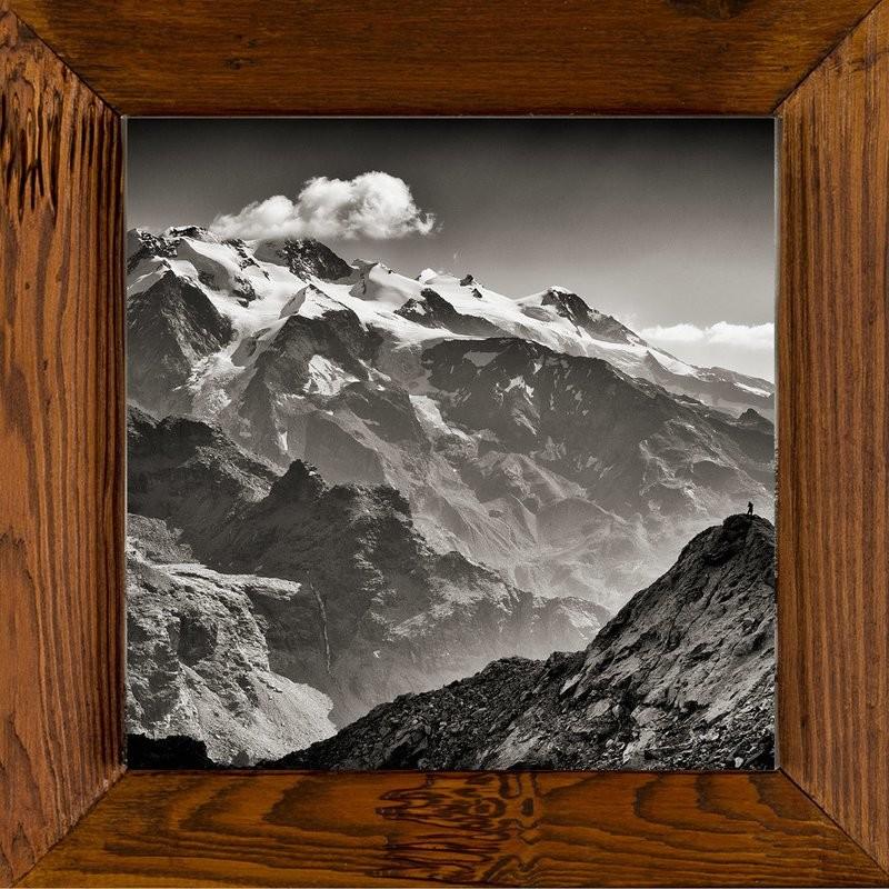 Monte Rosa dalla Roisetta - 3.334mt