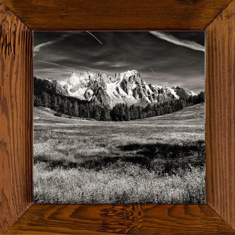 Grandes Jorasses - Monte Bianco - Petosan - La-Thuile