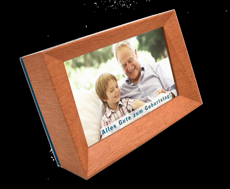 Familink 7-Zoll digitaler Bilderrahmen mit integrierter SIM-Karte