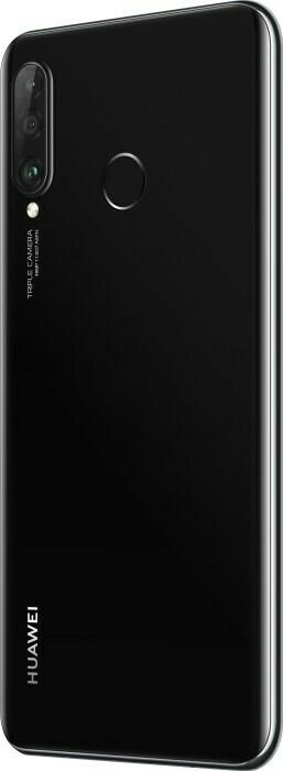 Huawei P30 Lite Dual-SIM 128GB midnight black