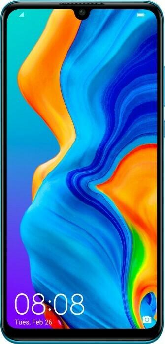 Huawei P30 Lite Dual-SIM 128GB peacock blue