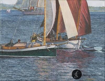 Sailing Piper