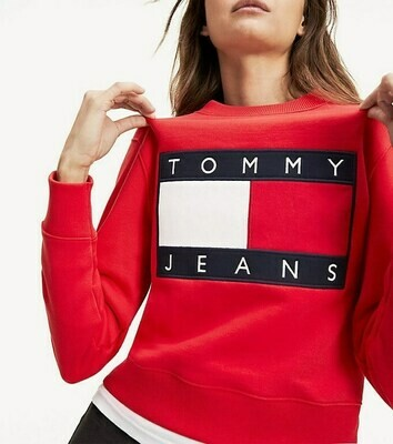 TOMMY TJW TOMMY FLAG CREW RACING RED