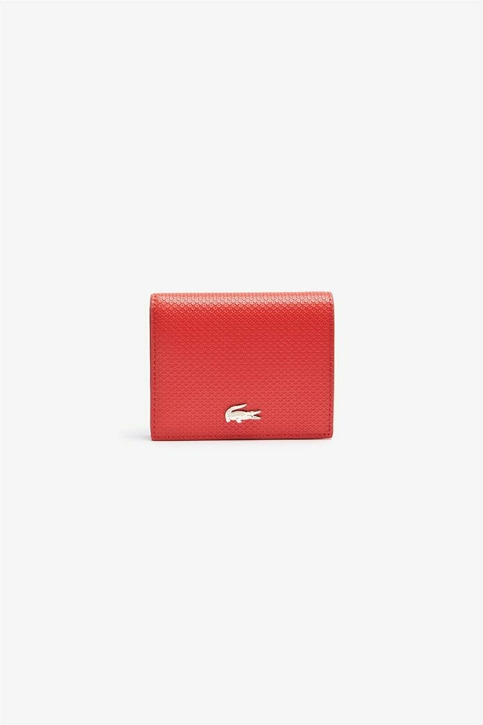Lacoste Women's Wallet with Metal Logo