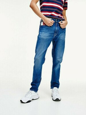 TOMMY REY RELAXED TAPERED SVMST SAVE MID BL STR