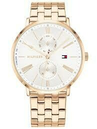 TH JENNA ROSE GOLD WATCH