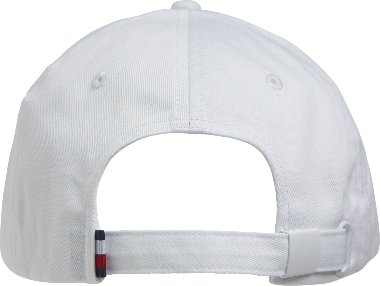 TOMMY BIG FLAG CAP White