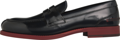 TOMMY CLASSIC LEATHER LOAFER Desert Sky
