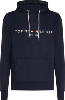 TOMMY CORE TOMMY LOGO HOODY SKY CAPTAIN