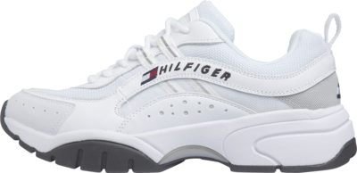 TOMMY HERITAGE TOMMY JEANS RUNNER White