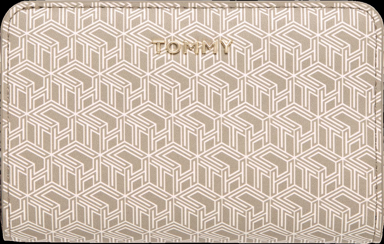 TOMMY ICONIC TOMMY MED HALF ZA MONO Stone Monogram