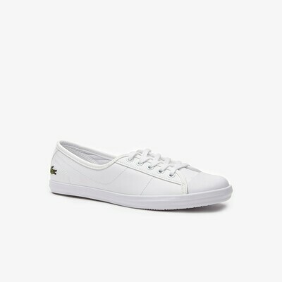 LACOSTE ZIANE BL 1 CFA LEATHER WHITE