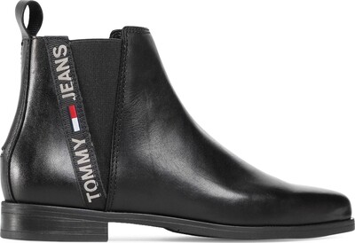 Tommy Jeans Essential Pointed Chelsea Boots