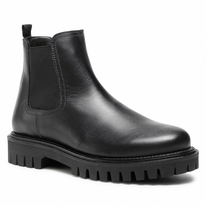 Tommy Hilfiger Casual Chunky Sole Chelsea Boots