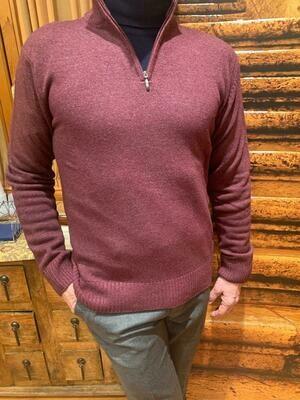 Maglione in misto cashmere