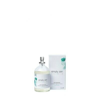 SIMPLY ZEN SENSORIALS fragrance spray Soul warming 100ML