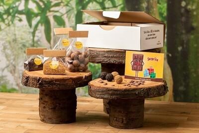 DIY 'Maak je eigen truffels'