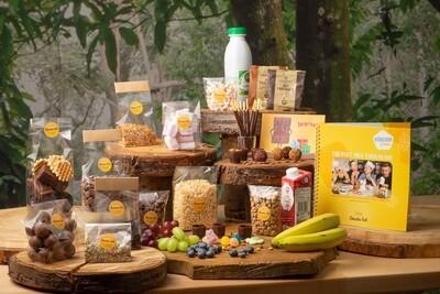 DIY Chocoladebox 'At Home'