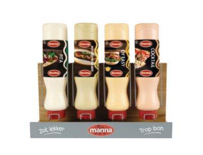 Display Tubes Manna