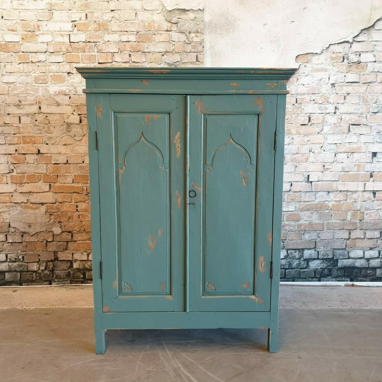 Cabinet Vintage Green