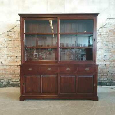 Teakwood sideboard 4 drawers. (Restyling possible)