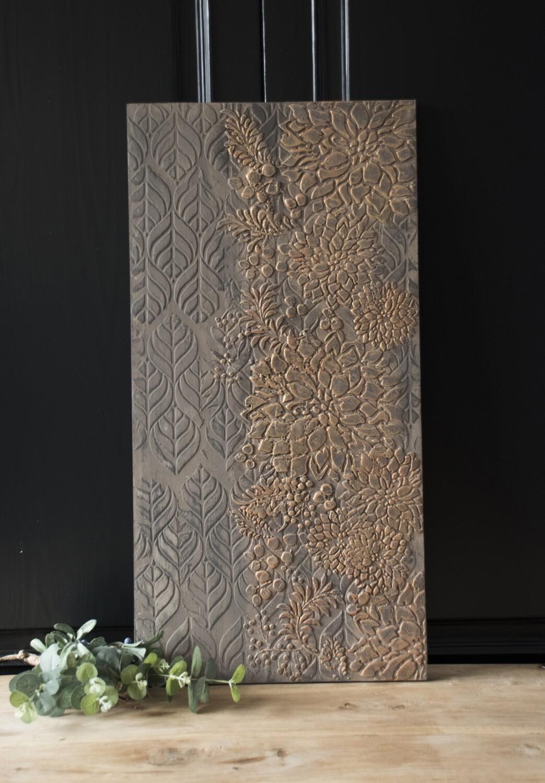 Wall panel Flowers