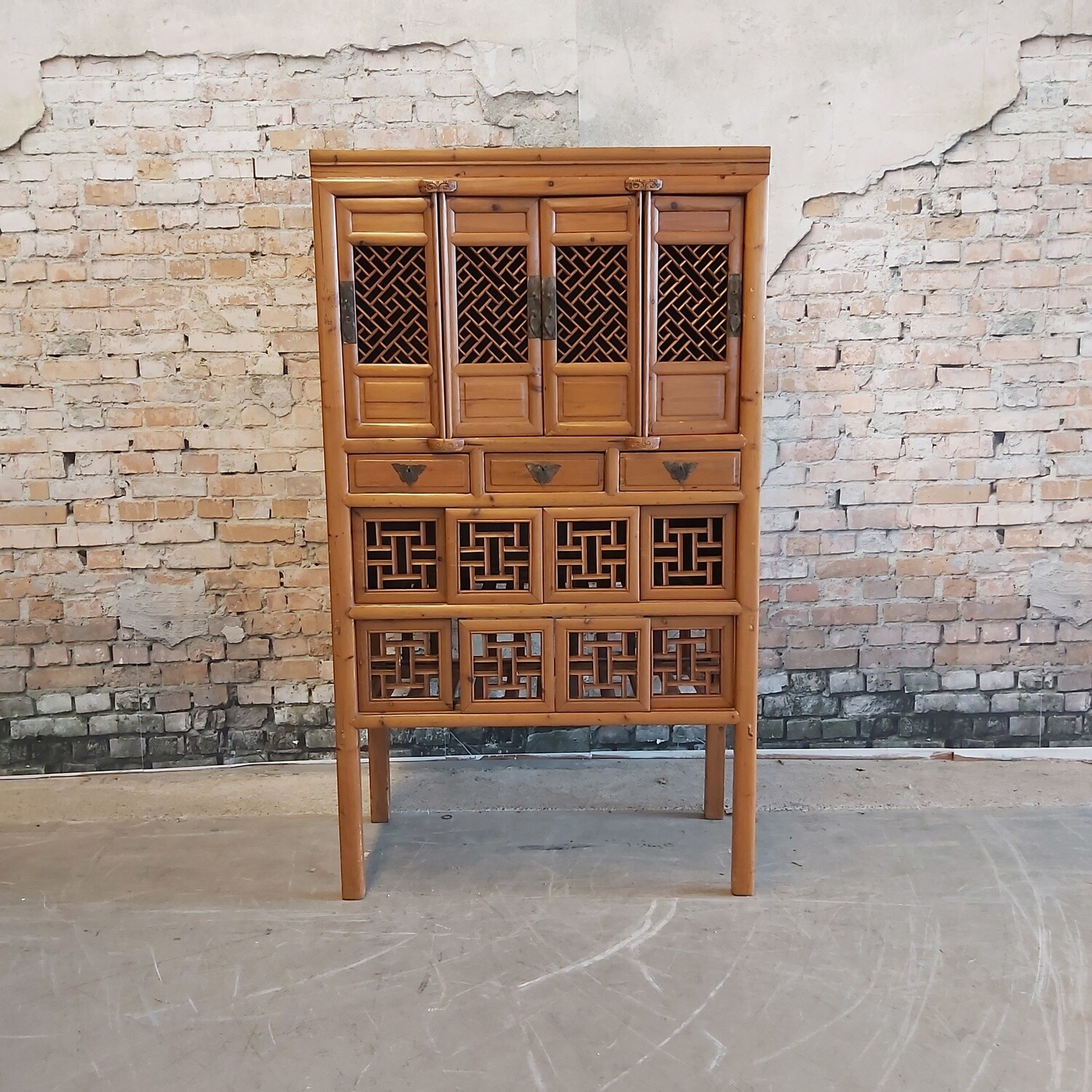 Authentieke Chinese 120 jr oude kast