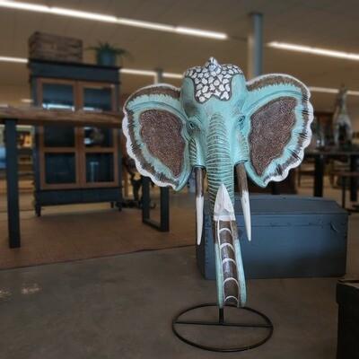Handmade Thai Elephant / Decoration