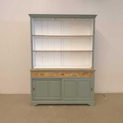 Teakwood sideboard / bookcase