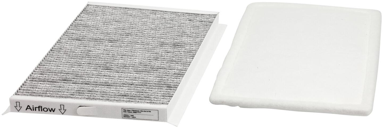 Ubiflux Vigor W225 filterset koolstof+ G4 (Iso Coarse 60%)