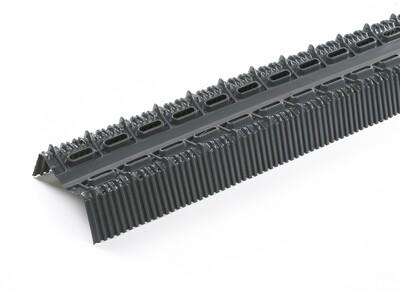 Ubbink Airtec universele ondervorst 95mm grijs