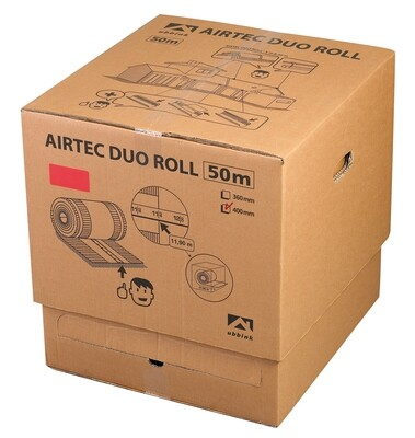 Ubbink Airtec Duo Roll 310-50m terracotta