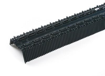 Ubbink Airtec universele ondervorst 95mm zwart
