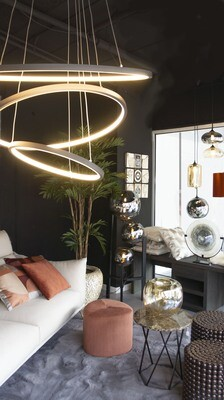 Plafondlamp Aaron