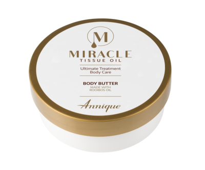 Annique Essence Miracle Tissue Oil Body Butter 200ml (New Look)