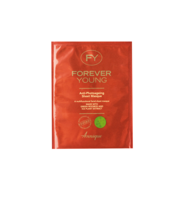 Annique Forever Young Anti-Photoageing Sheet Masque 25ml