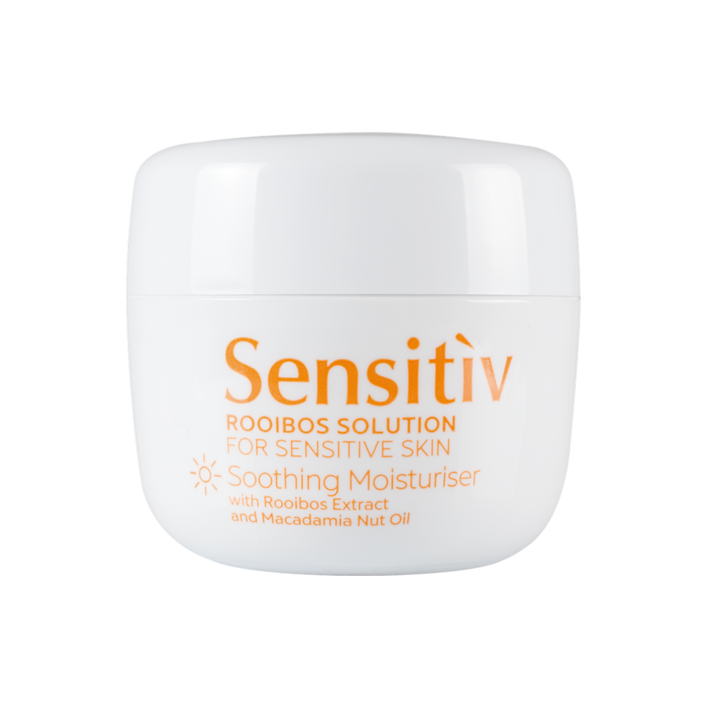 Annique Sensitiv Rooibos Solution Soothing Moisturiser 50ml for Sensitive Skin