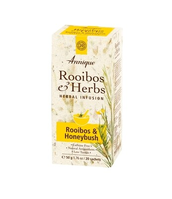 Annique Rooibos & Honeybush Tea 50g (20 Bags)